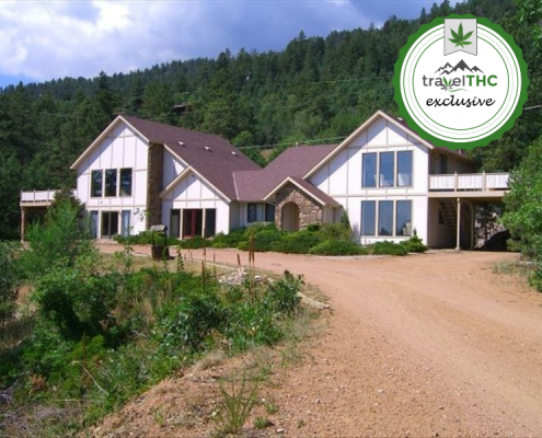 420 Friendly Estate In Manitou Springs